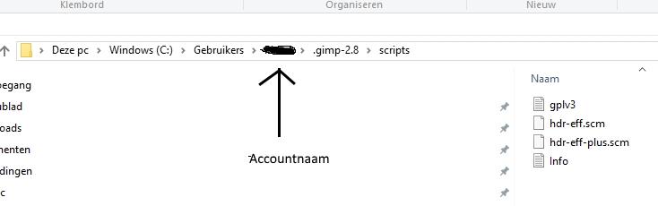 Accountnaam